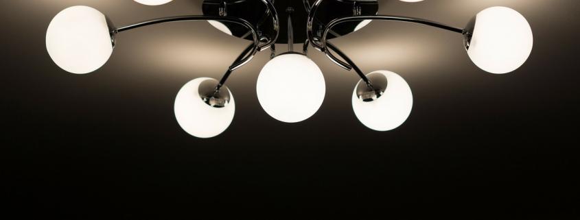 монтаж на осветителни тела в софия